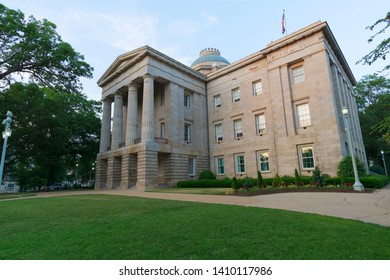 Historic State Capitol in Raleigh, NC