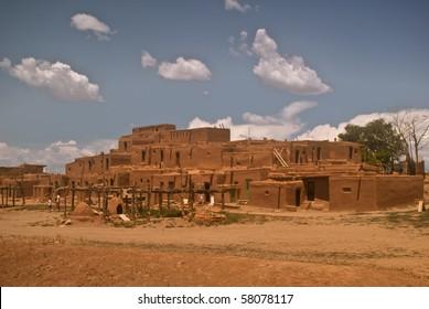 Historic Taos Pueblo- North Pueblo - This is the oldest continuous inhabited city in the United States