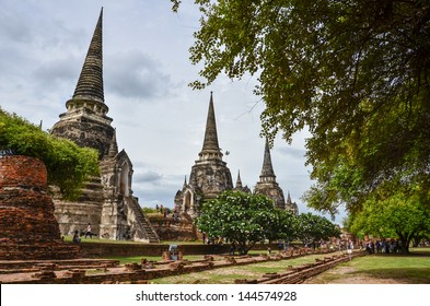 Historic Temple in Thailand