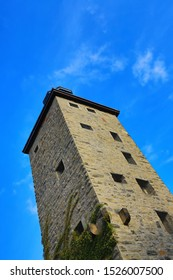 Historic tower in Eppingen in Germany