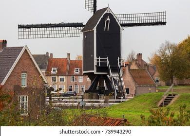 historic town heusden netherlands