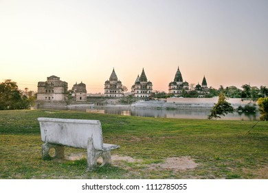 The historic town of Orchha, nestled on the banks of river Betwa, was founded in the 16th century by the Bundela Rajput Chief, Rudra Pratap.
