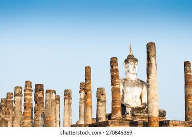 Historic Town of Sukhothai,Thailand