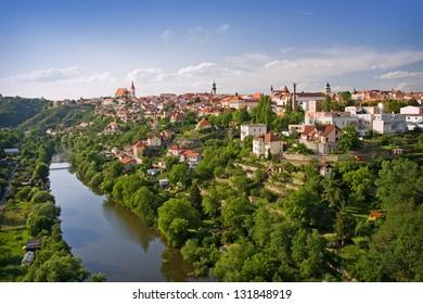historic town znojmo, czech republic