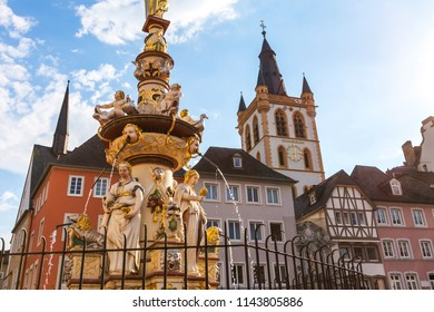 historic trier town in germany