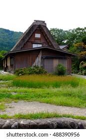 The Historic Villages of Shirakawa (Shirakawa-go) and  Shirakawago Traditional Houses in the Gassho Zukuri Style