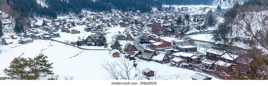 Historic Villages of Shirakawa-go