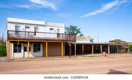 The historic Wild West town Tombstone in Arizona, USA, 07-202018