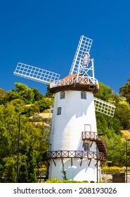 Historic windmill at Launceston, Tasmania Australia