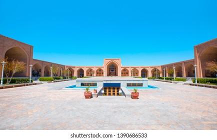Historical Abbasi Caravanserai - Isfahan (Esfahan) Iran