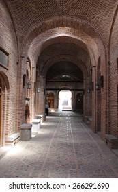 Historical Bazaar of Qazvin, Iran