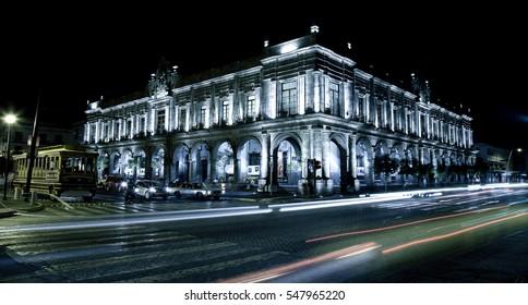 Historical building in Guadalajara, Jalisco, Mexico