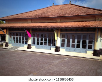Historical Building Of The Market Museum Of Former Buleleng Harbour At Singaraja, North Bali, Indonesia