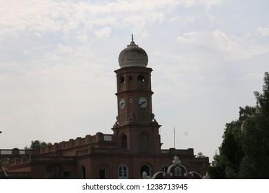 Historical Building, Sadiq Dane High School, SD High School Bahawalpur, Pakistan