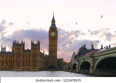 Historical buildings in London