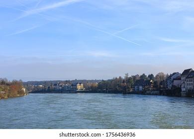Historical buildings of Rheinfelden, Switzerland