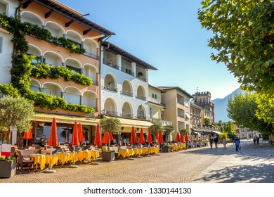 Historical City of Ascona, Switzerland
