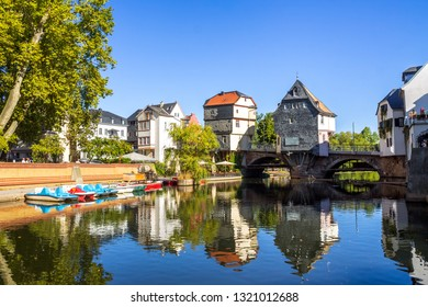Historical City of Bad Kreuznach, Germany