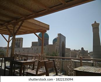 Historical City Center of Bukhara