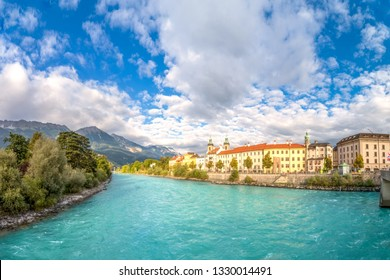 Historical City of Innsbruck, Austria