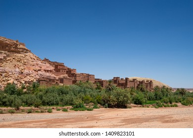 Aït-Ben-Haddou historical City in Morocco
