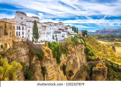 Historical city of Ronda, Spain