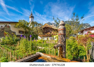 historical Garmisch