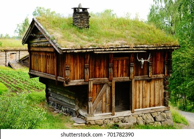 A historical home in a small village where Vikings once lived - in the city of Lillehammer, Norway. Lillehammer is a town and municipality in Oppland county in the traditional region of Gudbrandsdal.