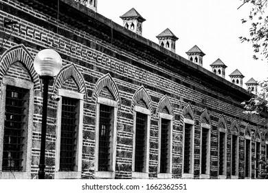 Historical Koza Inn in Bursa Tophane - Shutterstock ID 1662362551