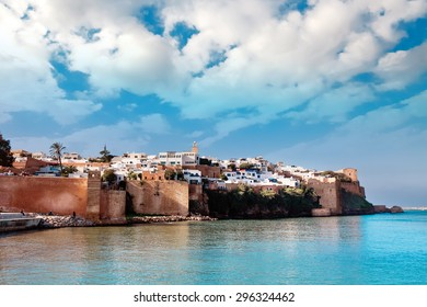 historical Medina of city of Rabat, Morocco