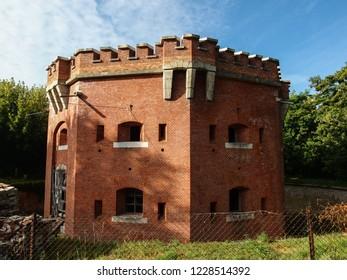Historical old building in Lvov, Ukraine.