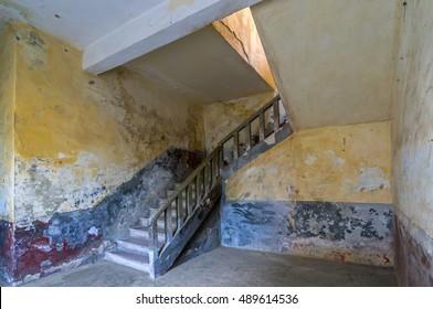 Historical Sinop Prison, Turkey.