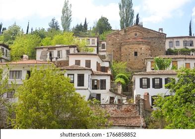 Historical Sirince Houses in Izmir