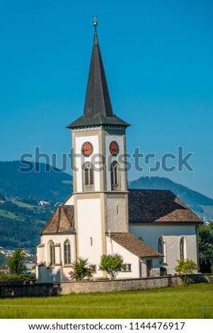 The historical St Martin