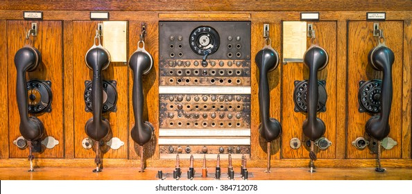 historical, telecommunications system