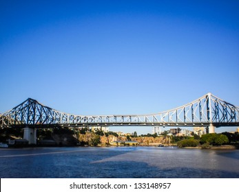History bridge in Brisbane