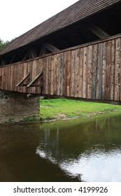history wood bridge