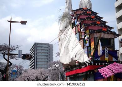 Japanese Festival Car Images, Stock Photos & Vectors