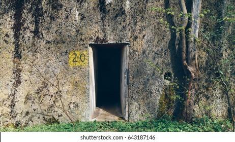 Hitler's headquarter. Wolf's lair
