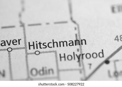 Hitshmann. Kansas. USA.