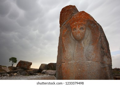 Hittite Civilizations Ancient Statue