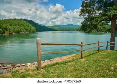 Hiwassee Lake, Murphy NC