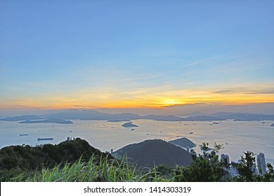 hK, view at Mount High West Viewing Point