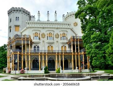 Hluboka Castle (Czech Republic)