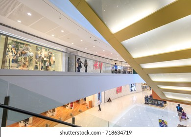 H&M store at SM Megamall on Sep 9, 2017 in Metro Manila, Philippines