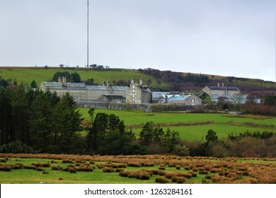 HMP Dartmoor, a Government run, category C, mens Prison, situated on Dartmoor National Park, in Devon, England.