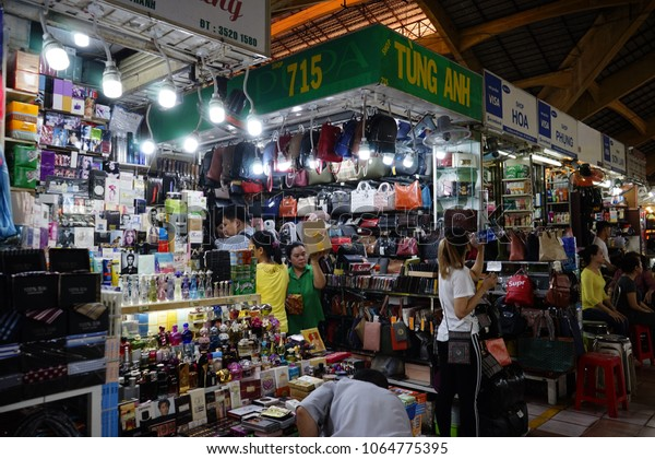 Ho Chi Minh City Vietnam Dec Stock Photo (Edit Now) 1064775395