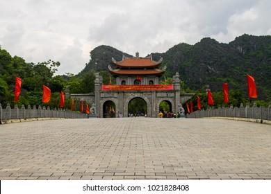 Hoa Lu Ninh Binh, first capital of Vietnam