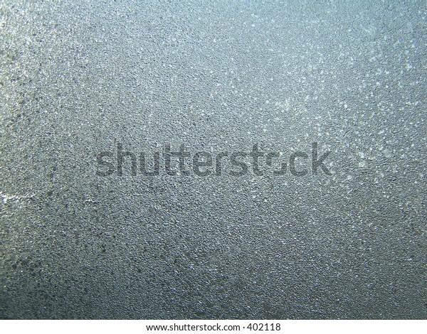 Hoar-frosts