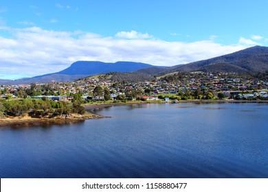 Hobart bay - Hobart - Tasmania